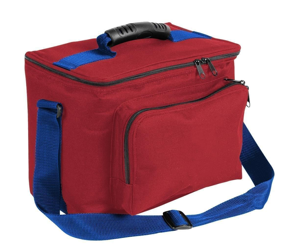 USA Made Nylon Poly Lunch Coolers, 11001161-600