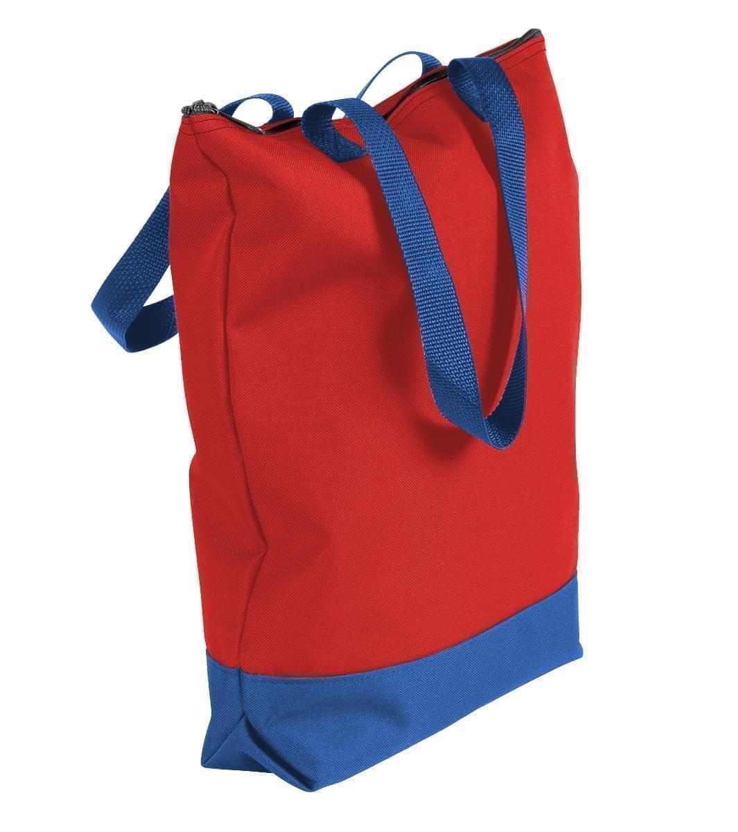 USA Made Canvas Portfolio Tote Bags, 1AAMX1-12C