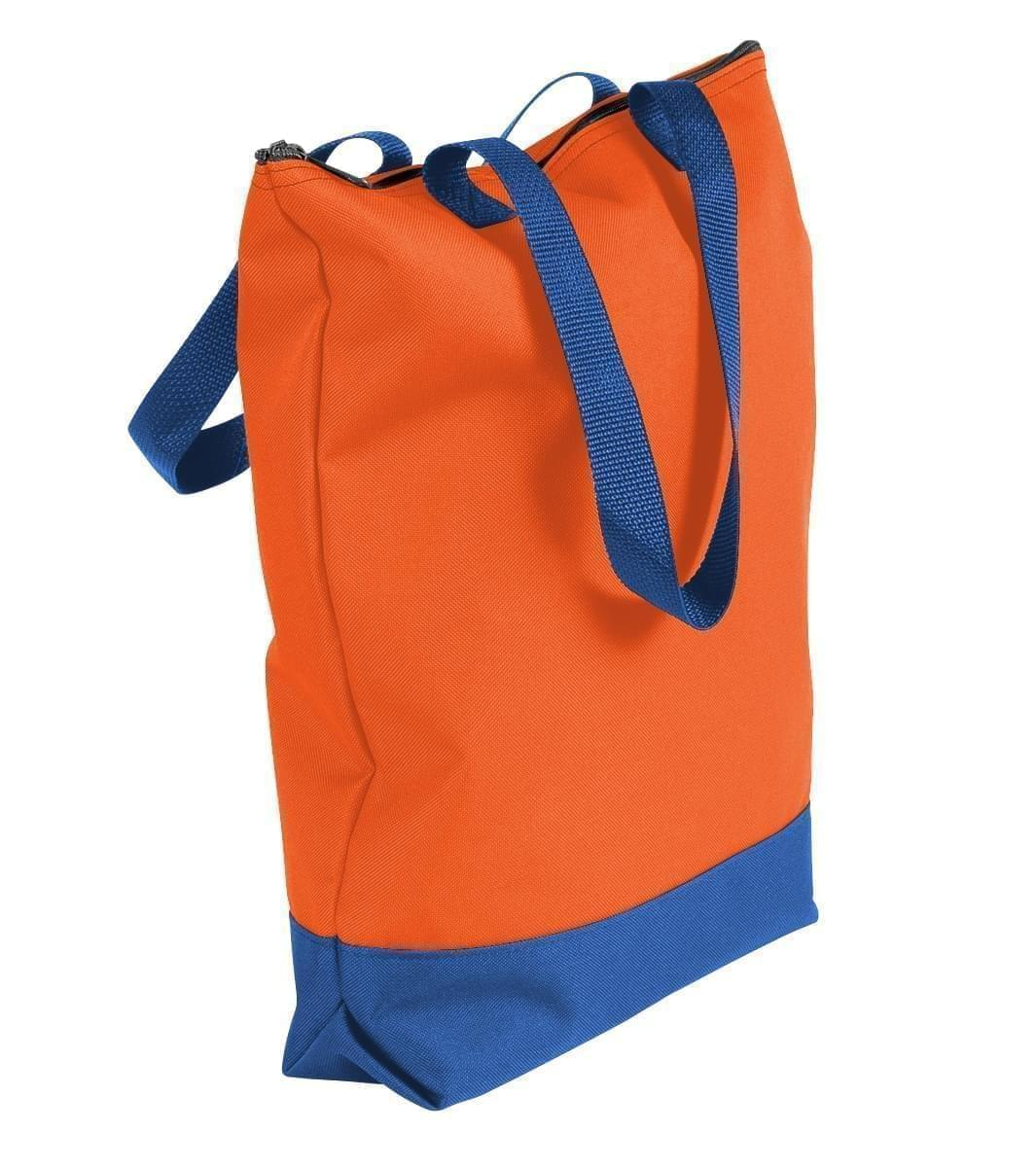 USA Made Poly Notebook Tote Bags, 1AAMX1-600