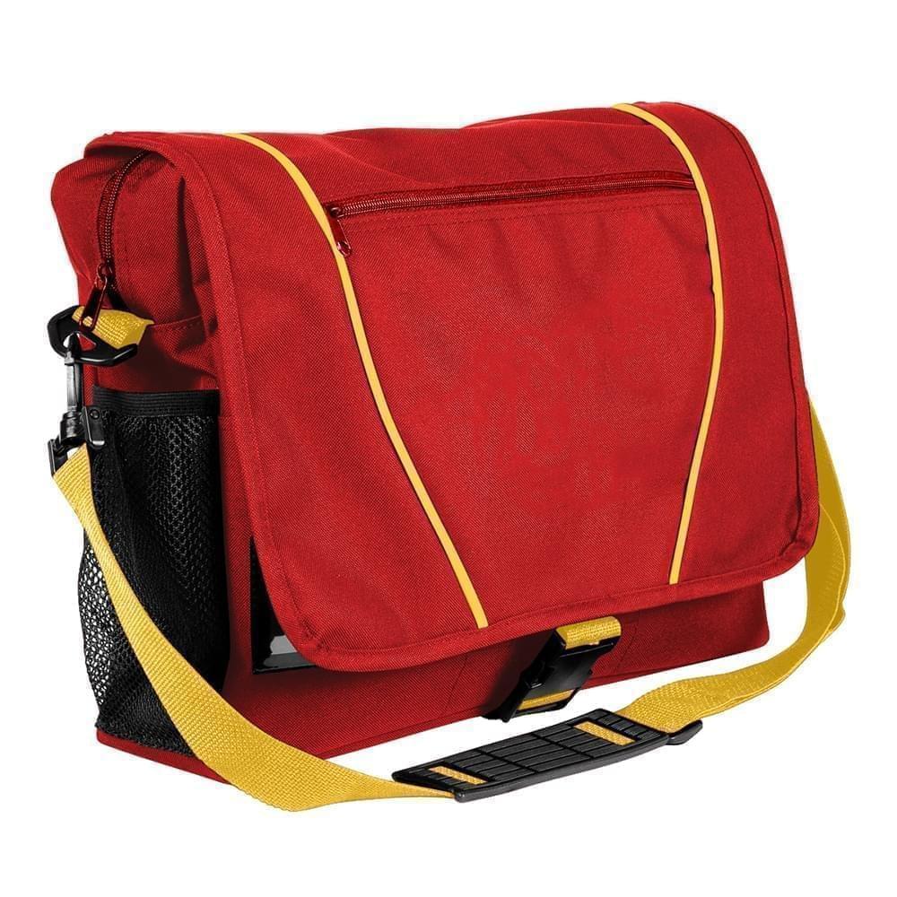 USA Made Nylon Poly Shoulder Bike Bags, 9001197-600