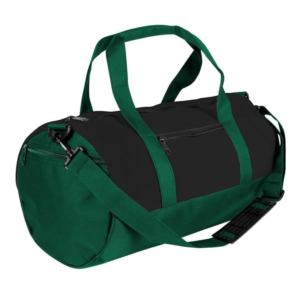 USA Made Heavy Canvas Athletic Barrel Bags, PMLXZ2-15C