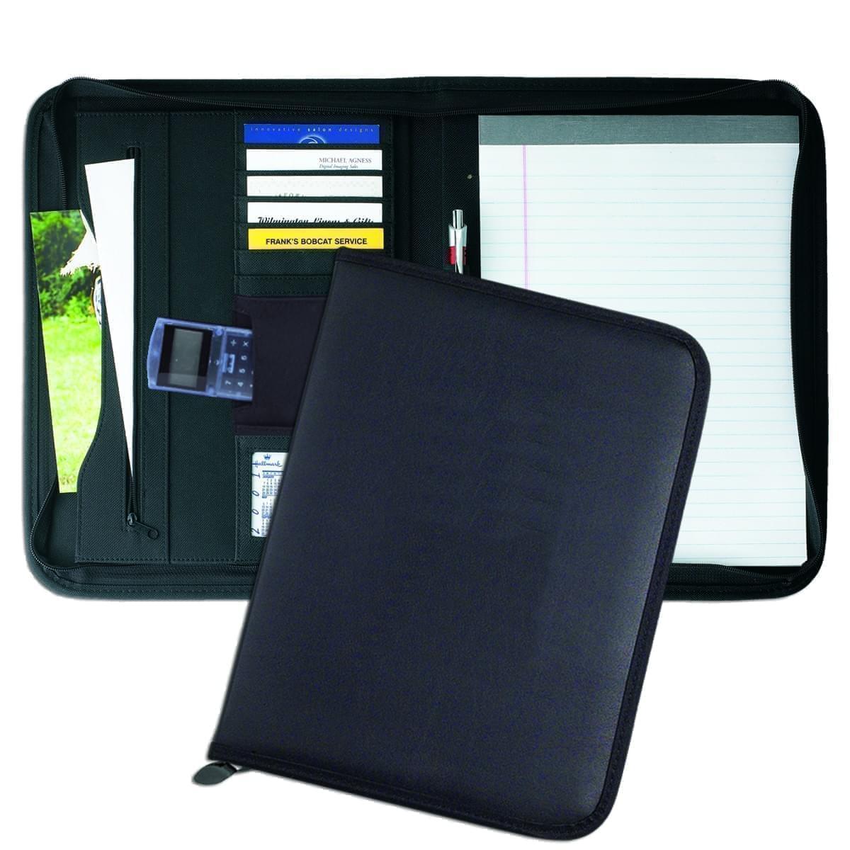 Tribeca Zipper Folder