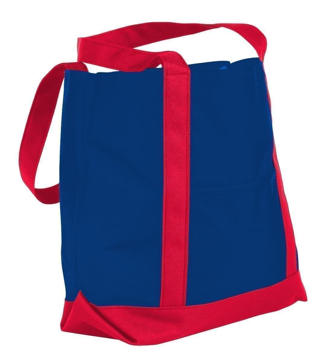 USA Made Nylon Poly Boat Tote Bags, XAACL1-600