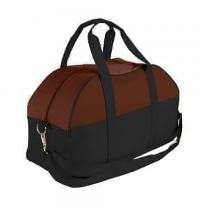 USA Made Nylon Poly Overnight Duffel Bags, 8001306-600