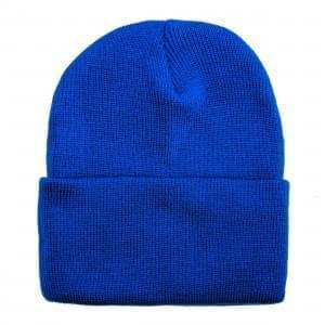 Union USA Made Winter Knit Acrylic Ski Cuff Hat, 99C176