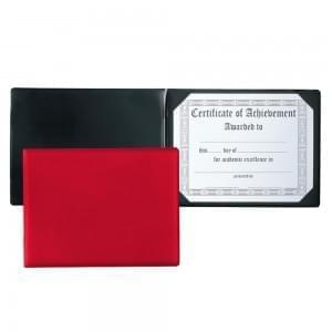 USA Made Sealed Certificate Holder, CH-0570