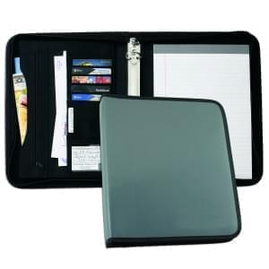 "Tribeca 1"" Zipper Ring Binder"