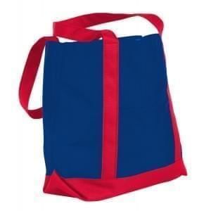 USA Made Nylon Poly Boat Tote Bags, XAACL1-600